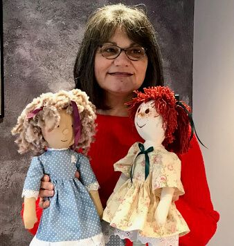 Kay Prior Artist and doll maker